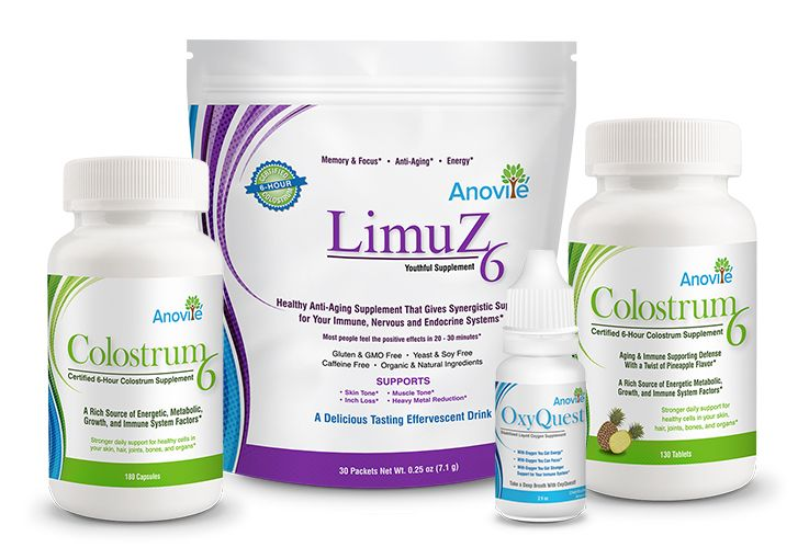 Colostrum6 Starter Pack